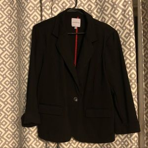 Black blazer that never goes out of style